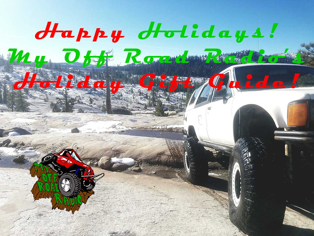 Ham Radio and Off Roader's Christmas Gift Guide