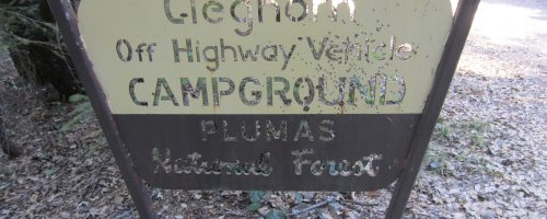 Cleghorn Bar 4×4 Trail and Campground